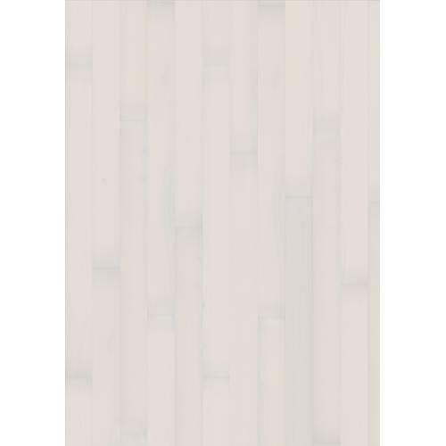 Паркетная доска Kahrs Бук Белое сияние (Opaque) глянцевый лак