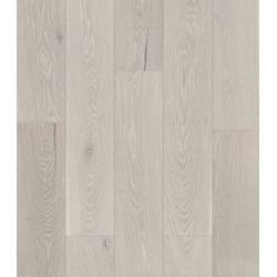 Паркетная доска Barlinek Дуб Grey White 1-полосная