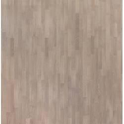 Паркетная доска Upofloor Дуб Brume Grey Matt 3х полосная