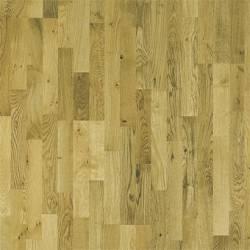 Паркетная доска Focus Floor Дуб Хамсин 3х полосная