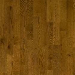 Паркетная доска Focus Floor Дуб Пониенте 3х полосная