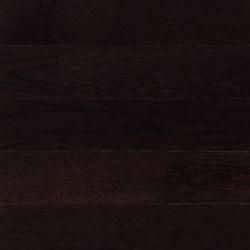 Паркетная доска Mercier Белый дуб Шоколадно-коричневый