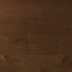 Паркетная доска Mercier Канадский твердый клён Вороненая сталь