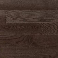 Массивная доска Mercier Белый ясень Каменно-коричневый