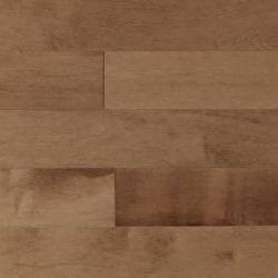 Массивная доска Mercier Канадский твердый клён Темно-коричневый