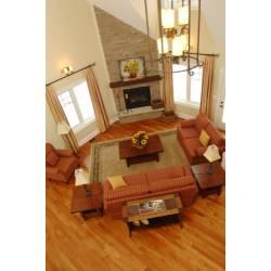 Массивная доска Superior Flooring Американская вишня