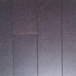 Пробковое покрытие Corksribas Black Massive Sanded
