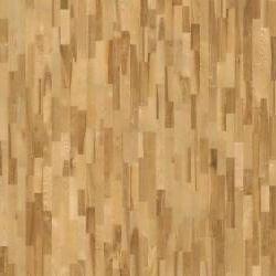 Паркетная доска Kahrs Ясень Кальмар (Kalmar) сатиновый лак 3х полосная
