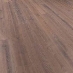 Паркетная доска TerHurne Дуб альпийский коричневый «Дикий»
