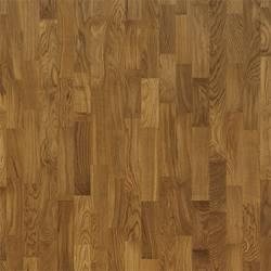 Паркетная доска Focus Floor Дуб Ломбарде 3-х полосная