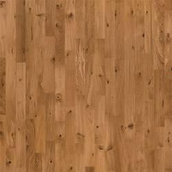 Паркетная доска Focus Floor Дуб Зефир 3х полосная